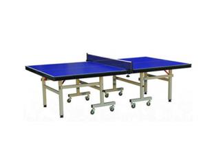 单折移动乒乓球台使用起来方便吗