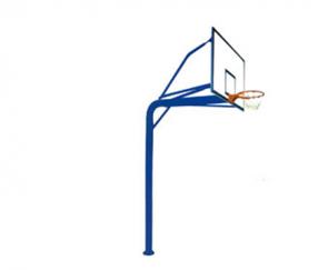 对于篮球架应该怎么做好日常维护