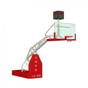 BS-LQ1002 电动液压篮球架