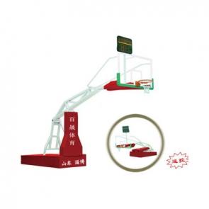 BS-LQ1003 电动液压篮球架(遥控)