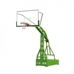 BS-LQ1006 平箱式仿液压篮球架