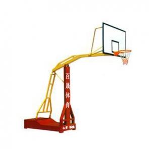 BS-LQ1008 凹箱式仿液压篮球架