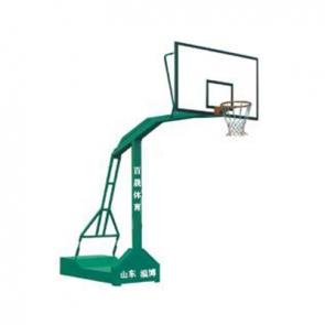 BS-LQ1009 凹箱式篮球架