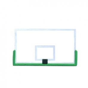 BS-LQ1014 钢化玻璃篮板(铝合金边)