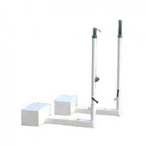 BS-PQ1001 移动式排球柱