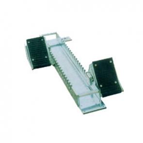 湖北BS-TJ1011 塑胶跑道专用起跑器(镀铬)