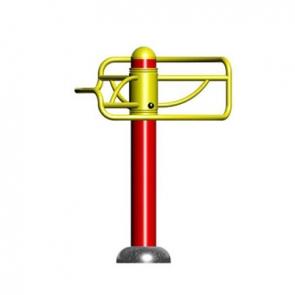 BS-YG1021 三位压腿器